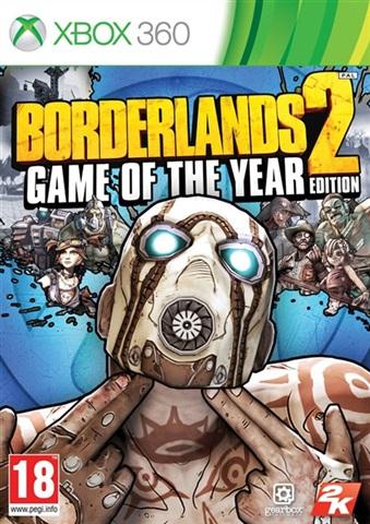 Borderlands 2 GOTY Ed *2 Disc* - CeX (UK): - Buy, Sell, Donate