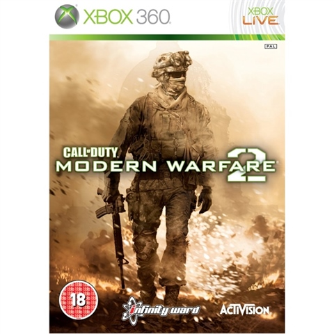 Call Of Duty: Modern Warfare 2 (18) - CeX (UK): - Buy, Sell