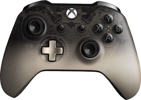 Official Xbox One Phantom Black Wireless Controller - CeX