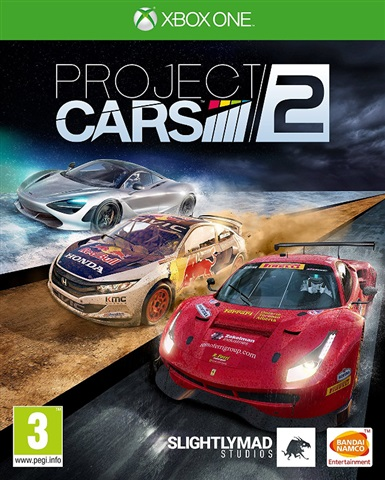Project Cars 2 - CeX (UK): - Buy, Sell, Donate