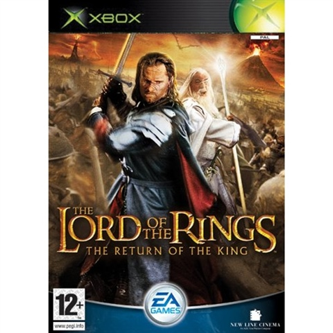 lord of the rings return of the king iso pc