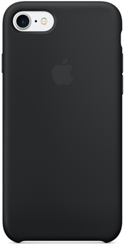 release date: aba96 429e5 Apple iPhone 7 Silicone Case - Black - CeX (UK): - Buy, Sell, Donate
