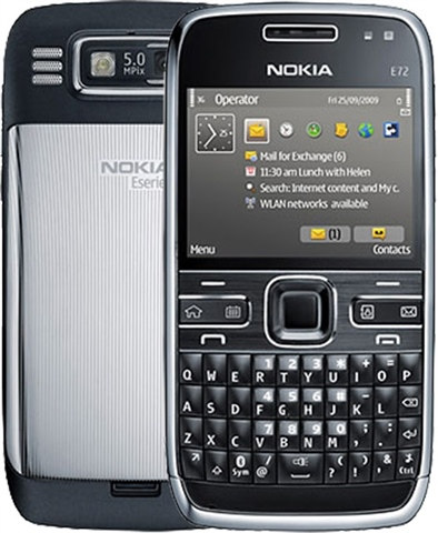 Nokia E72 - CeX (UK): - Buy, Sell, Donate