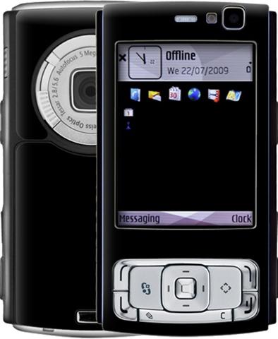 Nokia 8gb N95 Black Black 8gb N95 Nokia