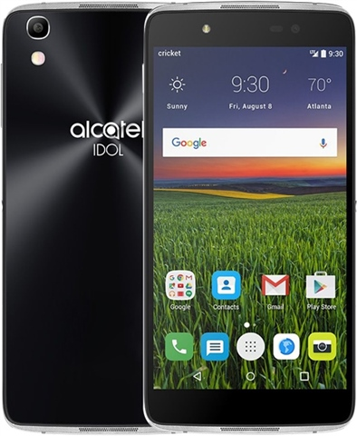 Alcatel Idol 4 16GB Dual Sim Grey, Unlocked A - CeX (UK