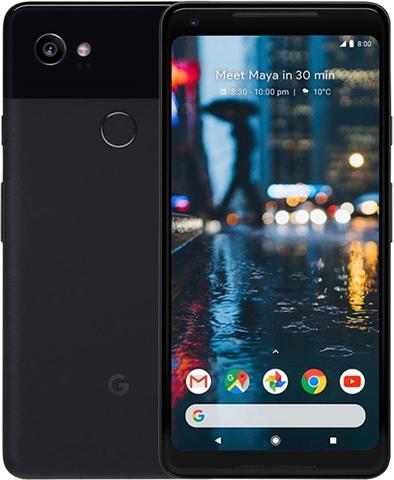 Google Pixel 2 XL 64GB Just Black, Unlocked B - CeX (UK