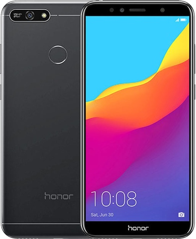 Huawei Honor 7A 16GB Black, Unlocked A - CeX (UK): - Buy, Sell, Donate