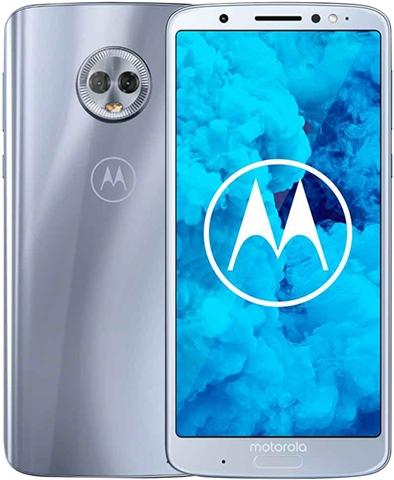 Motorola Moto G6 Plus 64GB Nimbus, Unlocked A - CeX (UK