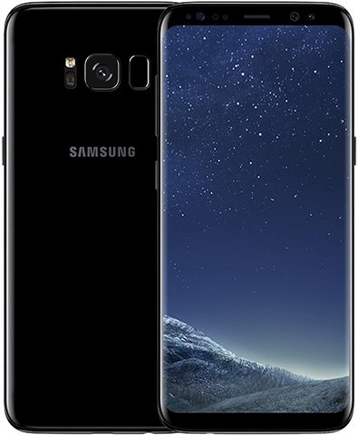 Samsung Galaxy S8 64GB Midnight Black - CeX (UK): - Buy