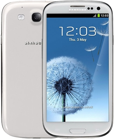 Samsung Galaxy S3 16GB White - CeX (UK): - Buy, Sell, Donate