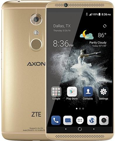 ZTE Axon 7 64GB Dual Sim, Unlocked A - CeX (UK): - Buy, Sell