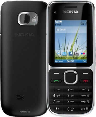 Nokia C2-01 - CeX (UK): - Buy, Sell, Donate