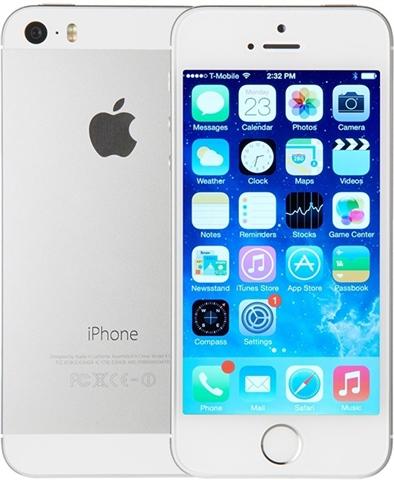 d760f87fd7d7b5 Apple iPhone 5S 16GB Silver - CeX (UK): - Buy, Sell, Donate