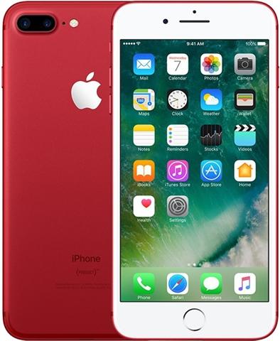 b432baf8ea0 Apple iPhone 7 Plus 128GB Red, Unlocked B - CeX (UK): - Buy, Sell ...