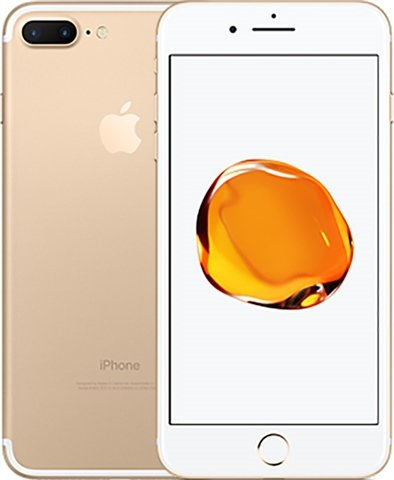 Apple Apple iPhone 7 Plus 256GB Gold