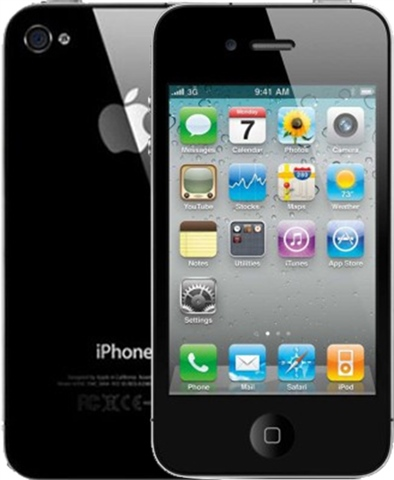 Betere Apple iPhone 4S 64GB Black - CeX (UK): - Buy, Sell, Donate LK-16