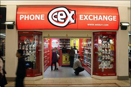 cex customer service phone number